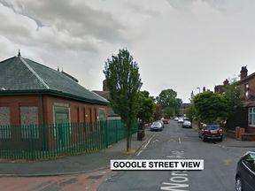 Worsley Avenue where the stabbing happened