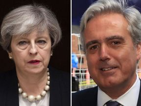Theresa May has demanded reforms after Mark Garnier admitted asking an aide to buy sex toys