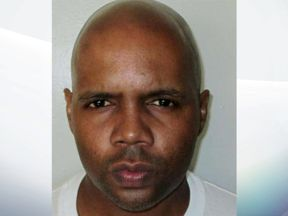 Death row inmate Torrey McNabb poses in this handout photo released October 2, 2017. Alabama Department of Corrections/Handout via REUTERS ATTENTION EDITORS - THIS IMAGE WAS PROVIDED BY A THIRD PARTY.?