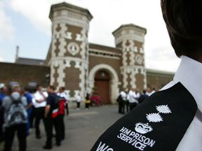 Two prison officers were seriously injured last year at Wormwood Scrubs prison in west London