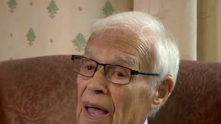 97-year-old veteran Harry Melling says he feels 'sorry' for the man who mugged him.