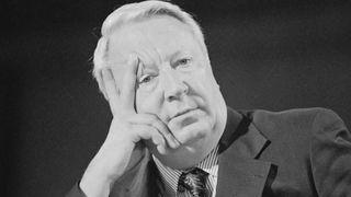 Former Prime Minister Edward Heath