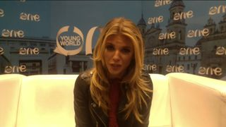 Hollywood actress and counsellor Annalynne McCord