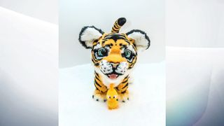 Tyler the Playful Tiger