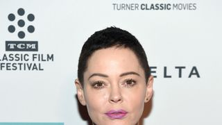 OS ANGELES, CA - APRIL 09: Actor Rose McGowan attends the screening of 'Lady in the Dark' during the 2017 TCM Classic Film Festival on April 9, 2017 in Los Angeles, California. 26657_006 (Photo by Matt Winkelmeyer/Getty Images for TCM)