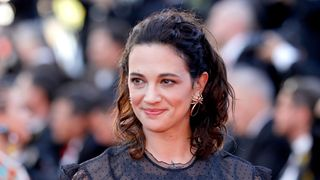 CANNES, FRANCE - MAY 17: Asia Argento attends the 'Ismael's Ghosts (Les Fantomes d'Ismael)' screening and Opening Gala during the 70th annual Cannes Film Festival at Palais des Festivals on May 17, 2017 in Cannes, France. (Photo by Andreas Rentz/Getty Images)