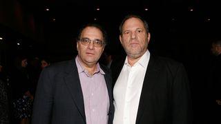 Bob and Harvey Weinstein in 2011