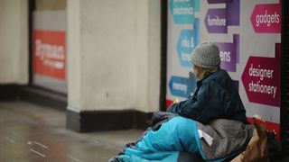 €100m plan to end rough sleeping by 2027