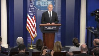 White House chief of staff addresses the media on the matter of reporting military deaths to relatives