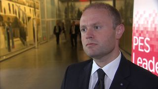 Prime Minister Joseph Muscat of Malta insists his government is not corrupt