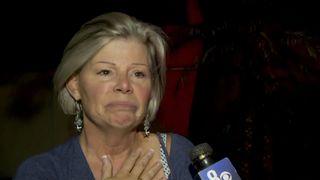 Christine witnessed the Vegas mass shooting