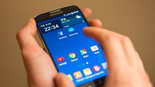 File photo dated 31/03/15 of someone checking a smartphone, as a consumer group has warned loyal mobile phone customers are being charged up to £38 a month for handsets they have already paid for if they remain on expired fixed deals.