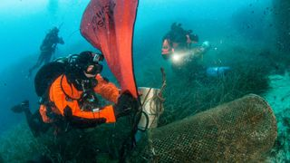 Ghost fishing is one of the greatest problems facing our oceans