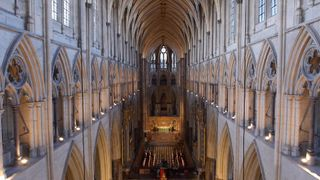 Westminster Abbey drone footage. Pic: Spider Aerial Filming