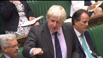 Boris Johnson accuses SNP of trivialising Libya situation