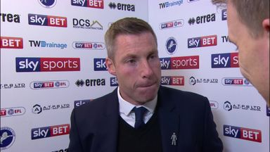 Harris: We deserved the victory