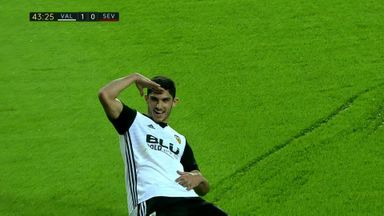 Guedes scores a belter