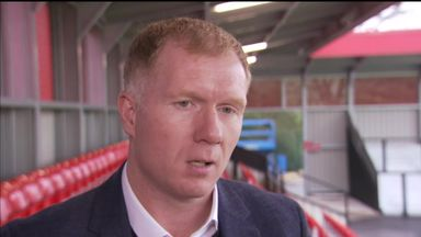 Scholes: I wanted Oldham job