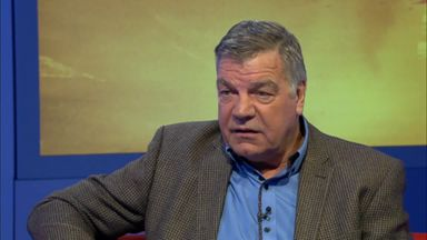 Allardyce: I shouldn't have left England