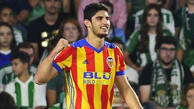 Real Betis 3-6 Valencia
