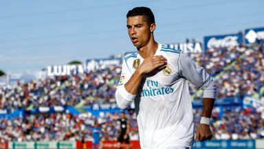 Getafe 1-2 Real Madrid
