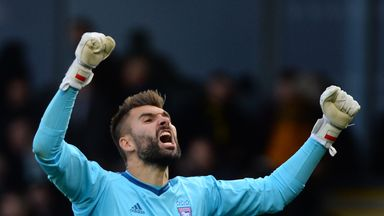 Bialkowski: I'm really happy at Ipswich
