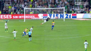 Pereira's stunning strike