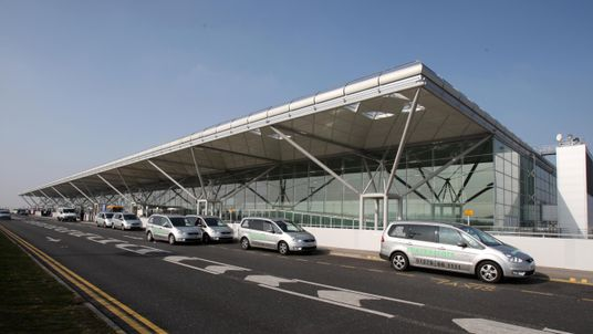 London Stansted was the most costly for dropping off passengers at £3.50 for 10 minutes