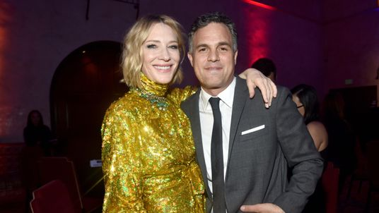 Whoops! Mark Ruffalo accidentally revealed a little more than he should at the Thor: Raganok premiere