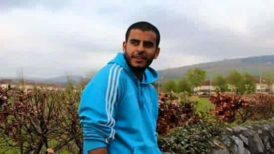 Ibrahim Halawa released from Egyptian prison after more than four years. - Facebook pic