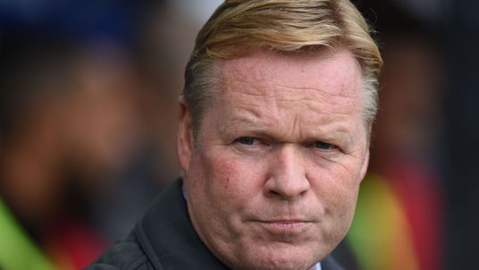 Everton have sacked Ronald Koeman as manager