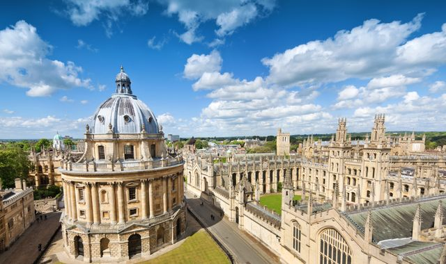 Oxford University promises admissions 'sea change' to take in poorer students