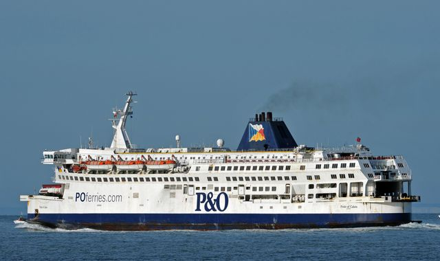 P&O post-Brexit plan to register Channel fleet in Cyprus