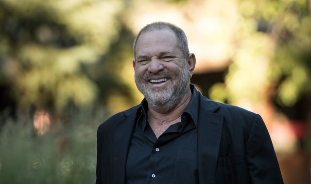 NY sues Weinstein company over sexual harrassment
