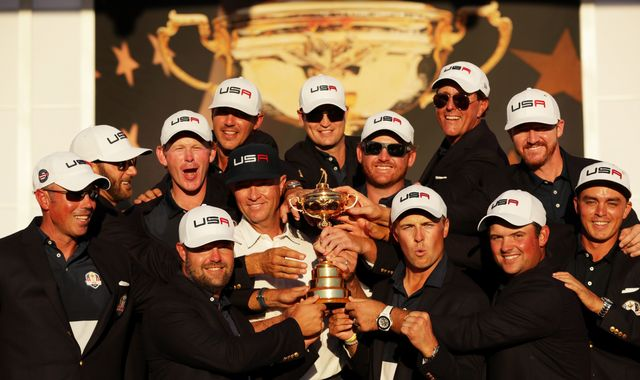 Ryder Cup will return to Hazeltine in 2028 as course makes history