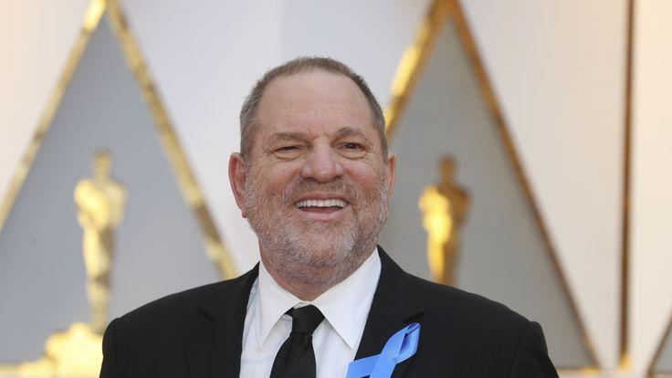 89th Academy Awards - Oscars Red Carpet Arrivals - Hollywood, California, U.S. - 26/02/17 - Harvey Weinstein