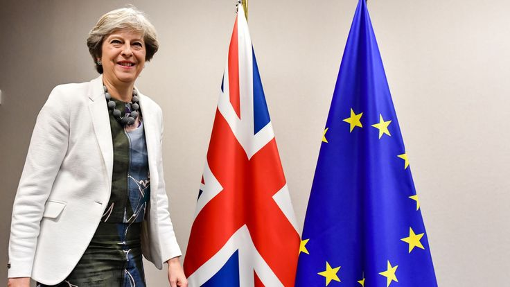 British PM Theresa Might plans Cupboard modifications as Brexit enters new section