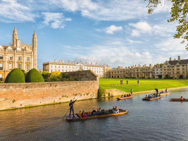 New data reveals 'social apartheid' at Oxbridge