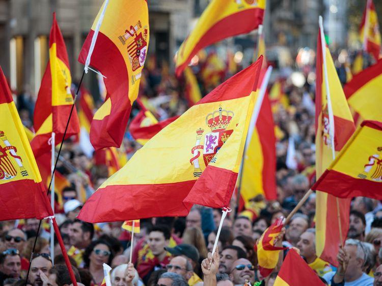 Catalan crisis has