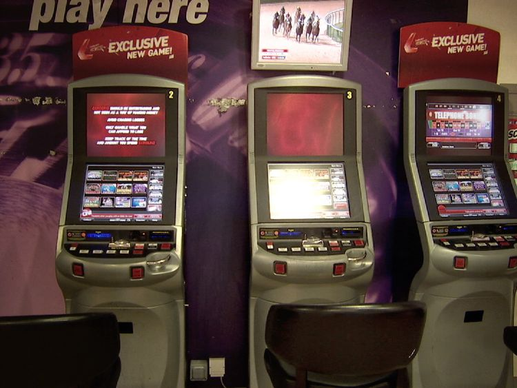 Fixed odds betting terminals addiction recovery arbitraging bitcoins value