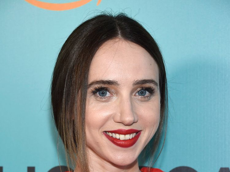 NEW YORK, NY - JUNE 20: Zoe Kazan attends The Big Sick New York Premiere during The Landmark Sunshine Theater on Jun 20, 2017 in New York City. (Photo by Dimitrios Kambouris/Getty Images)