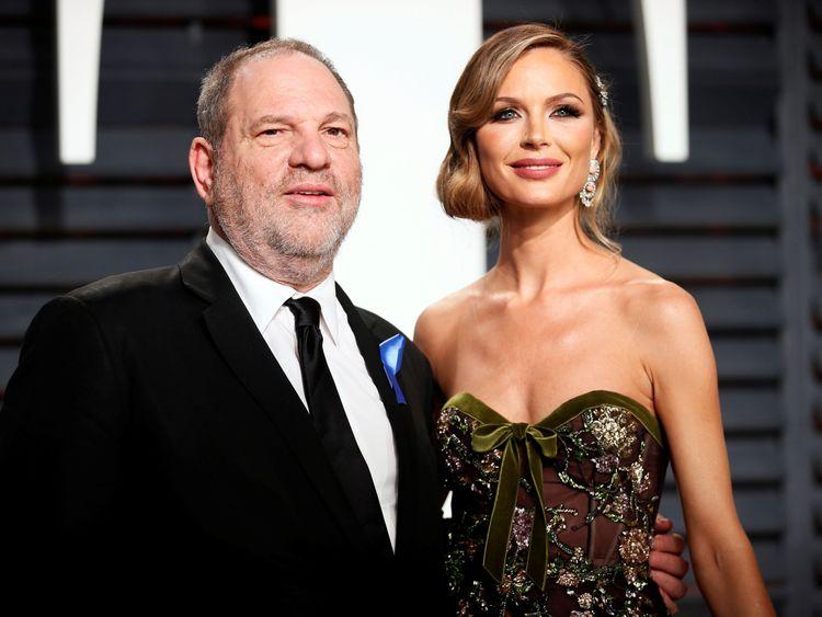 British police investigate Weinstein assault claim