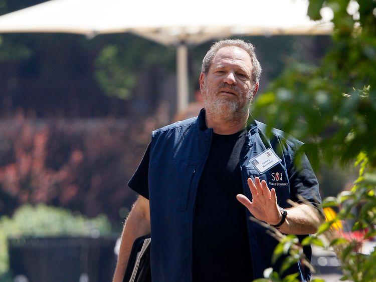 Weinstein claims: Amazon Studios boss suspended