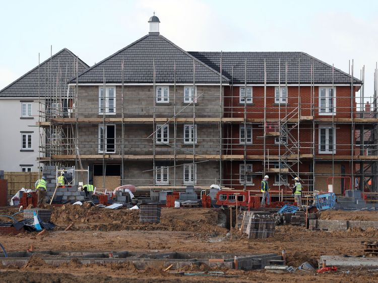 Redrow chief: Homebuilders are not land banking