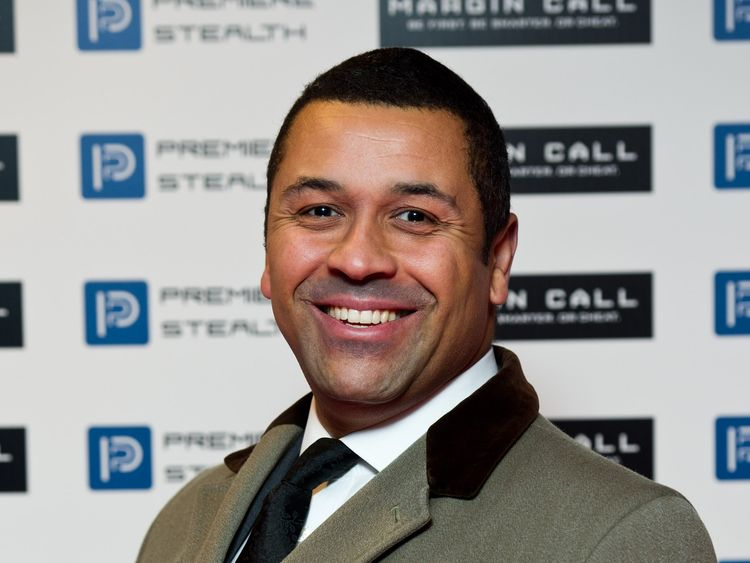 LONDON, ENGLAND - JANUARY 09: James Cleverly attends the UK film premiere for 'Margin Call' at the Vue cinema Leicester Square on January 9, 2012 in London, England. (Photo by Ian Gavan/Getty Images)