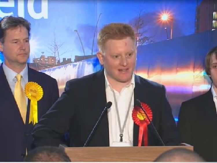 MP Jared O'Mara quits equality role amidst homophobic and misogynist row