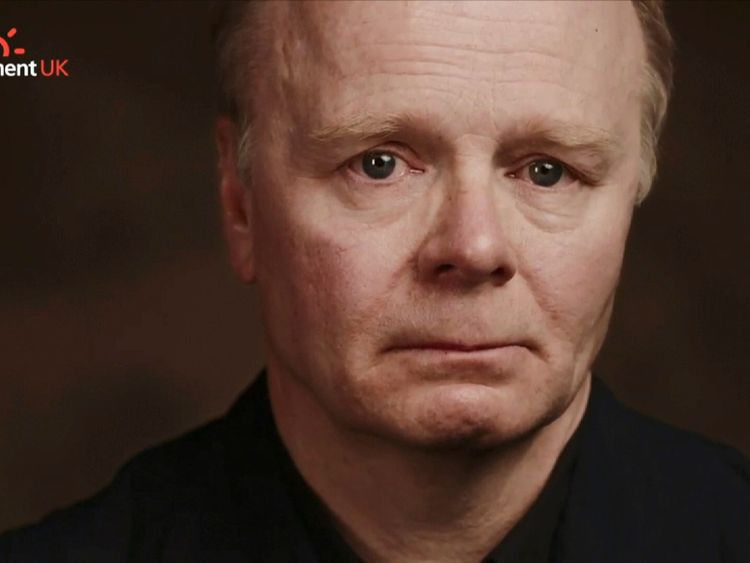 Jason Watkins is among the famous faces speaking out about their grief in a new campaign to raise awareness about family bereavement