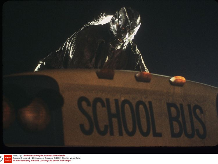 Victor Salva directed Jeepers Creepers 23 years after being convicted of molesting a child