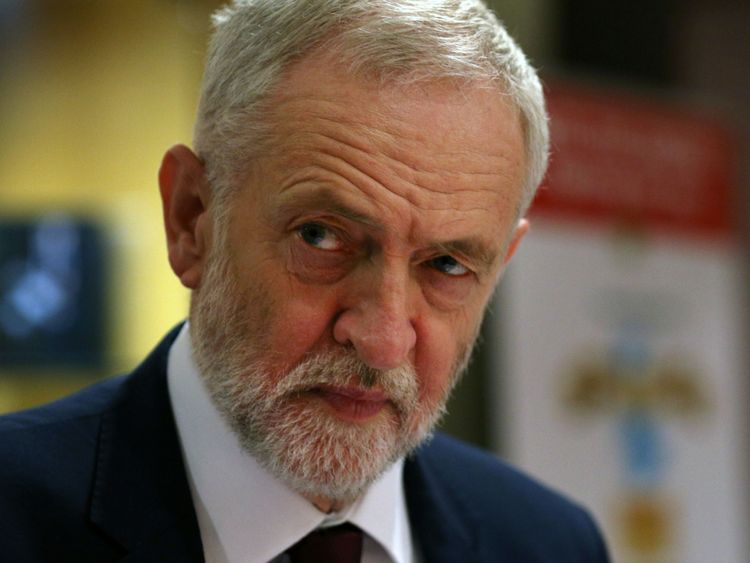 Corbyn: US not UK's most important relationship