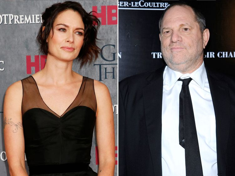 Actress sues Weinstein Company after rape claim